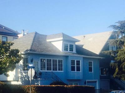Vallejo Single Family Home For Sale: 700 Virginia Street