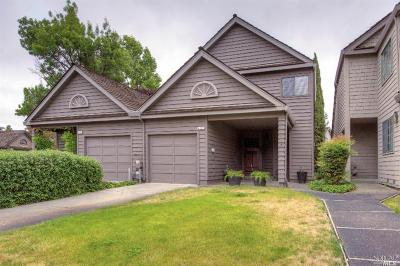 Yountville Condo/Townhouse For Sale: 1927 Oak Circle