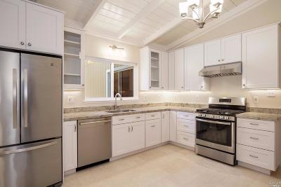San Rafael Single Family Home For Sale: 122 Chula Vista Drive