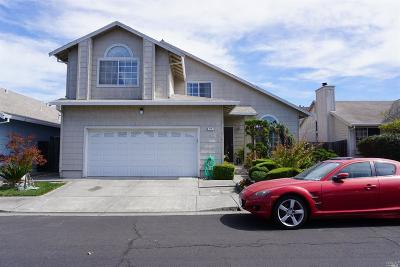 American Canyon Single Family Home For Sale: 714 Deerfield Street