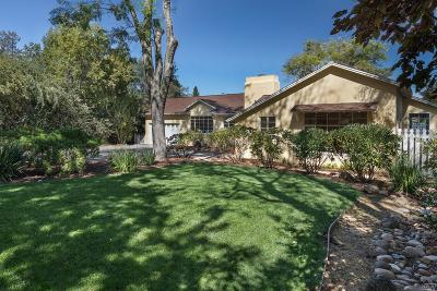 San Rafael Single Family Home For Sale: 78 Circle Road