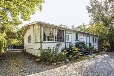 Kentfield Single Family Home For Sale: 3 Hillside Avenue