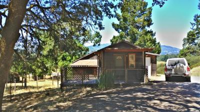 Laytonville CA Single Family Home For Sale: $329,900