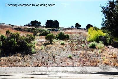 Vallejo Residential Lots & Land For Sale: 961 Lyndhurst Lane