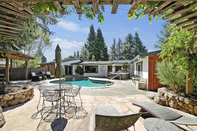 Sonoma Single Family Home For Sale: 1350 East Napa Street