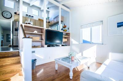Sausalito Mobile Home For Sale: 20 West Pier