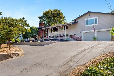 Santa Rosa Single Family Home For Sale: 84 Fairway Drive