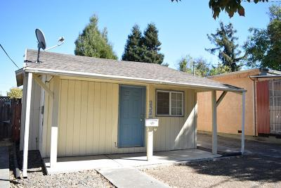 Vallejo Single Family Home For Sale: 232 Mayo Avenue