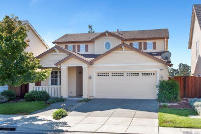 Santa Rosa Single Family Home For Sale: 2608 Barndance Lane