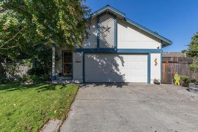 Sonoma Single Family Home For Sale: 700 Oman Springs Court