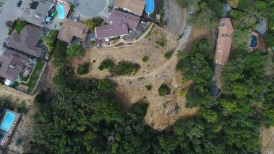 Marin County Residential Lots & Land For Sale: 165 Oak View Drive