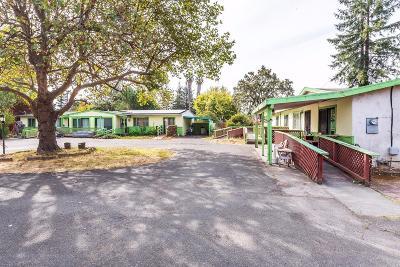 Multi Family 2-4 For Sale: 3427 Moorland Avenue
