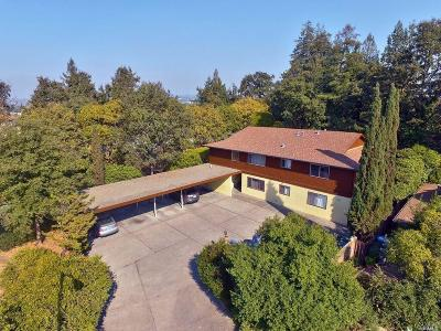 Mendocino County Multi Family 5+ For Sale: 2378 Heidi Place