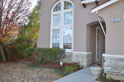 Vallejo Single Family Home For Sale: 3015 Overlook Drive