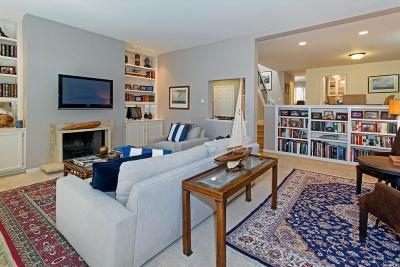 Mill Valley Condo/Townhouse For Sale: 53 Eucalyptus Knoll Street