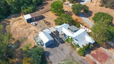Napa Single Family Home For Sale: 1765 Wooden Valley Road