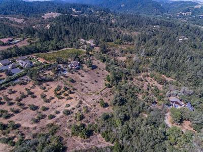 Forestville CA Residential Lots & Land For Sale: $1,850,000