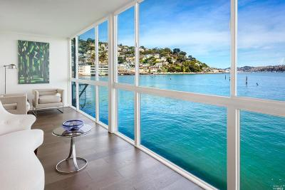Sausalito Condo/Townhouse For Sale: 100 South Street #111