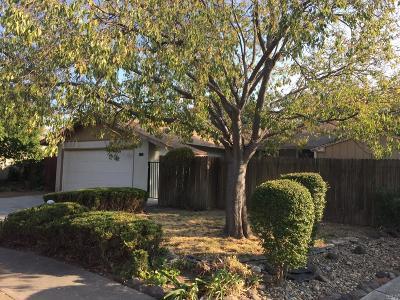 Fairfield Single Family Home For Sale: 1861 San Juan Court