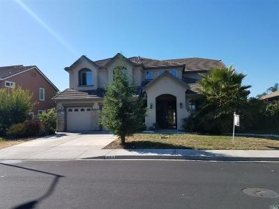 Vacaville Single Family Home For Sale: 991 Zephyr Lane