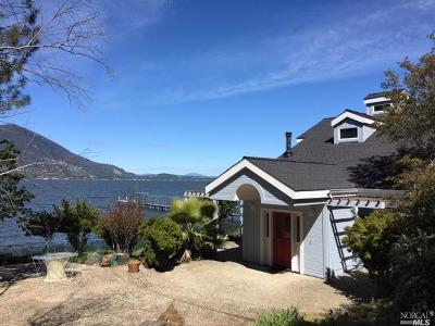 Clearlake Single Family Home Contingent-Show: 3912 Oakmont Drive