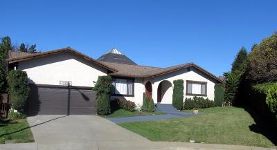 Fairfield Single Family Home For Sale: 3048 Waring Place