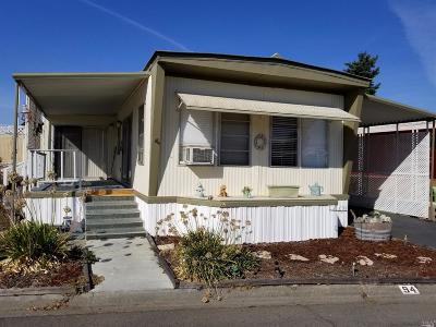 American Canyon Mobile Home For Sale: 3000 Broadway Street #94, 94