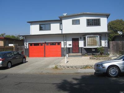 Fairfield Single Family Home For Sale: 518 Dakota Street
