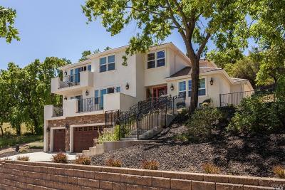 Vacaville Single Family Home For Sale: 2054 Zinfandel Court