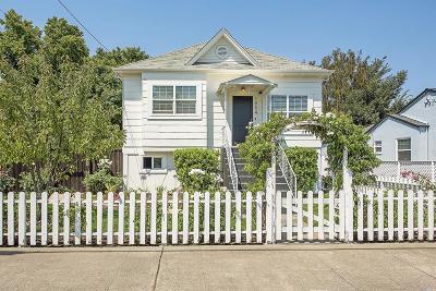 Napa Single Family Home For Sale: 1954 Pine Street