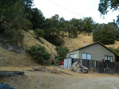 Ukiah Single Family Home For Sale