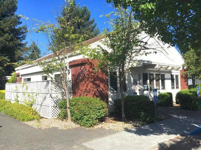 Sonoma County Commercial For Sale: 4727 Hoen Avenue #B