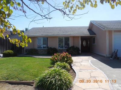 Napa County Single Family Home For Sale: 2541 Vintage Street