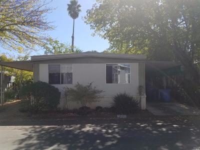 Sonoma Mobile Home For Sale: 129 Vista Drive #129