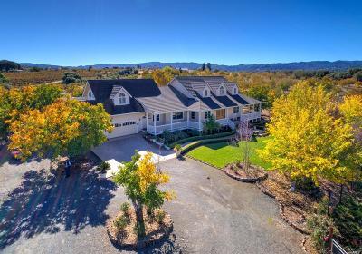 Kelseyville Farm & Ranch For Sale: 2325 Bell Hill Road