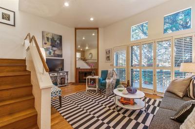 Sausalito Condo/Townhouse For Sale: 252 Bay Vista Circle