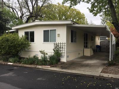 Calistoga Mobile Home For Sale