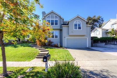 Napa County Single Family Home For Sale: 13 Saint Francis Circle