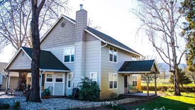 Mendocino County Farm & Ranch For Sale: 9201 Gibson Lane