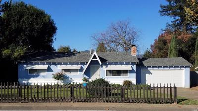 Ukiah Single Family Home Contingent-Show: 1220 Sanford Ranch Road