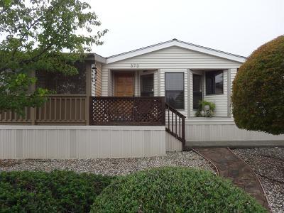 Vallejo Single Family Home For Sale: 373 Rock River Drive