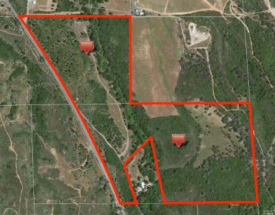 Residential Lots & Land For Sale: 8602 Bottle Rock Road