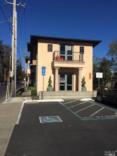 St. Helena Commercial Lease For Lease: 1050 Adams Street