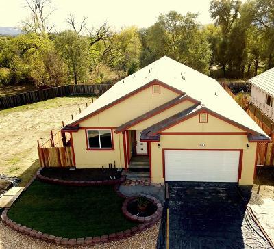 Ukiah Single Family Home For Sale: 455 Riverview Drive