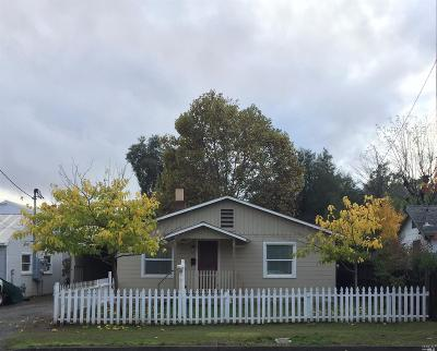 Cloverdale Single Family Home For Sale: 217 South East Street