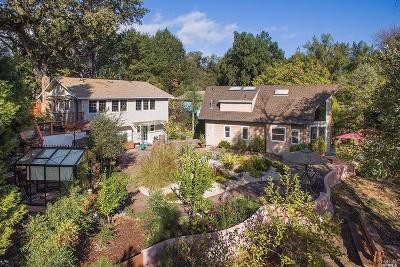 Sonoma Single Family Home For Sale