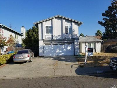 Vallejo Single Family Home For Sale: 658 Quartz Lane