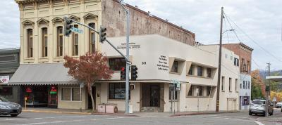 Mendocino County Commercial For Sale: 201 North State Street