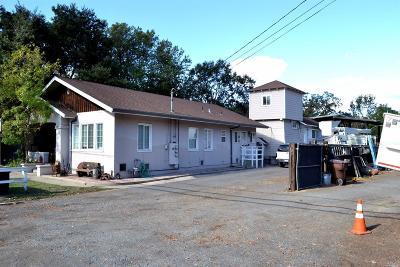Napa County Multi Family 2-4 For Sale: 602 Lincoln Avenue