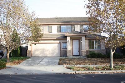 Suisun City Single Family Home For Sale: 1252 Potrero Circle